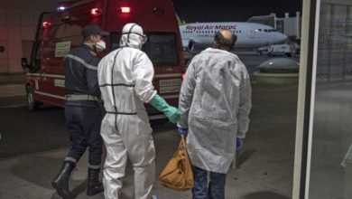 Photo of حرب كورونا: تسجيل 31 إصابة جديدة و التحديث يصل 390 مصابا بالمغرب
