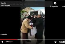 Photo of مستشار برلماني يوزع مواد التموين على الاسر المعوزة بجماعة عين الشقف