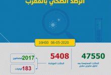 Photo of مستجدات كورونا:189 إصابة و 179 حالة شفاء جديدة