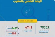 Photo of مستجدات كورونا : 89 إصابة و 6741 العدد الإجمالي للحاملين لكوفيد-19 بالمغرب