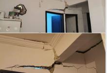 Photo of عمارات السكن الاقتصادي مهددة بالانهيار تستنفر سلطات تازة و الساكنة تستغيث