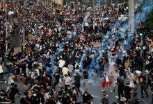 Photo of احتجاجات أمريكا تصل فرنسا و الآلاف ينزلون إلى شوارع العاصمة للتضامن و التنديد بالقتل الممنهج