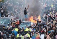 Photo of احتجاجات تاريخية بأمريكا و  عودة الهدوء الحذر إلى مختلف ولايات
