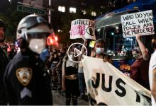 Photo of أمريكا تحترق: توسع رقعة الاحتجاجات و اقتحام البيت الأبيض و عزل ترامب تحت الارض