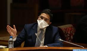 Photo of الخارجية المغربية تدعوا إلى إنشاء فريق عربي للبحث في ملف ليبيا و تبني قرارات اتفاق الصخيرات