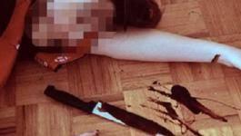 Photo of زوج يجهز على زوجته بطعنات قاتلة على مستوى العنق