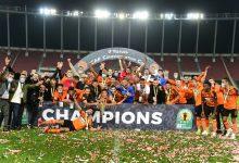 Photo of نهضة بركان ينتزع كأس الكونفدرالية الافريقية من أنياب بيراميدز المصري