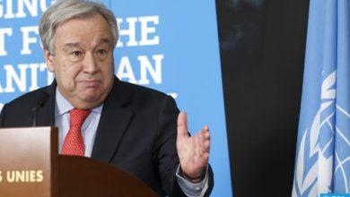 """Photo of الأمم المتحدة تحذر من بؤرة """"البوليساريو"""" التي تحولت إلى ملاجئ للتعذيب و الاستعباد و تفريخ الإرهاب"""