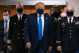 Photo of فيروس كورونا يخترق الرئيس الامريكي ترامب و زوجته ميلانيا
