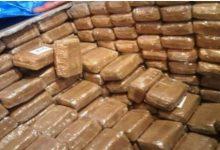Photo of حجز اكثر من طنين من مخدرات الحشيش داخل الميناء