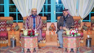 Photo of البحرين تفتح قنصلية بالعيون المغربية و جلالة الملك يتلقى اتصالا هاتفيا