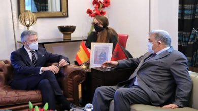 Photo of وزارة الداخلية الاسبانية تشيد بالتنسيق المتقدم مع المغرب