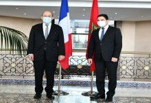 Photo of وزير خارجية فرنسا في جولات مكوكية لمحاولة إحتواء الغضب الاسلامي ضد ماكرون