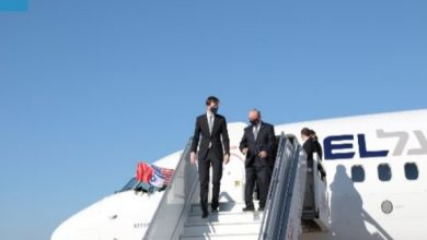 Photo of وفد امريكي و إسرائيلي في زيارة رسمية لتحريك مياه العلاقات