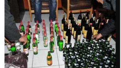 Photo of الاجهزة الامنية تكشف عن حصيلة مداهمة مروجي الكحول المغشوشة و المزورة