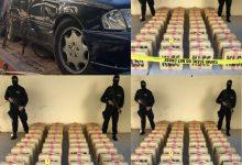 Photo of الاجهزة الامنية تحبط عملية لتهريب المخدرات