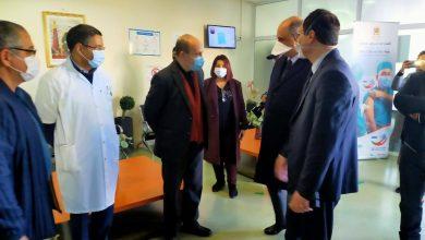 Photo of المستشفى الجامعي بفاس يرفع حالة التأهب لتنزيل إستراتجية التطعيم ضد فاشية فيروس كورونا