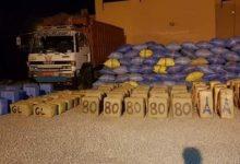Photo of سد قضائي يسقط شاحنة لنقل البضائع محملة كمية مهمة من الحشيش