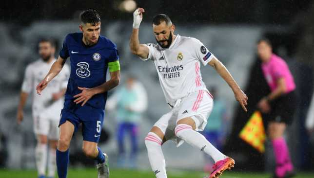 Photo of ريال مدريد يكتفي بتعادل محتشم امام التشيلسي في نصف نهائي ابطال اوروبا