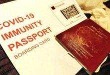 """Photo of الاتحاد الاوروبي يتبنى جواز"""" التطعيم"""" لتسهيل التنقل و السفر"""