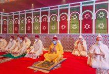 Photo of أمير المؤمنين يؤدي صلاة العيد