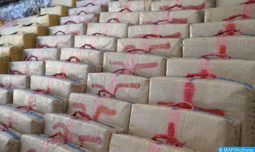 Photo of حجز كمية كبيرة من المخدرات بمعبر الكركرات