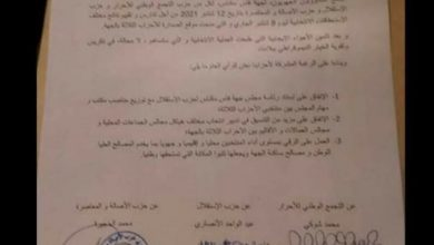 Photo of العنصر في مهب الريح و الانصاري عن حزب الاستقلال رئيسا لمجلس جهة فاس مكناس