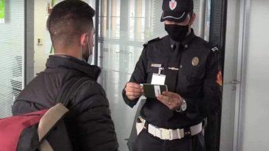 Photo of امن الحدود يسقط 111 مسافر بوثائق مزورة تهم كورونا