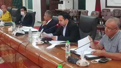 Photo of اجماع على جدول اعمال المجلس الاقليمي لتاونات
